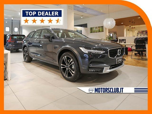 2020 Volvo V90 Cross Country D4 AWD Pro