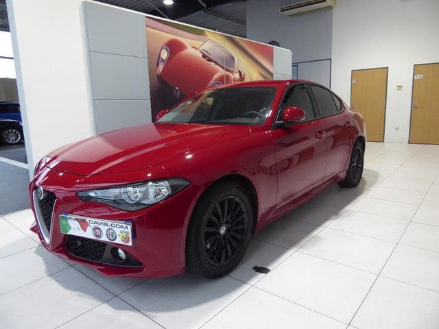 Alfa Romeo Giulia 2019 2.2 JTD 150 Business AT MY19