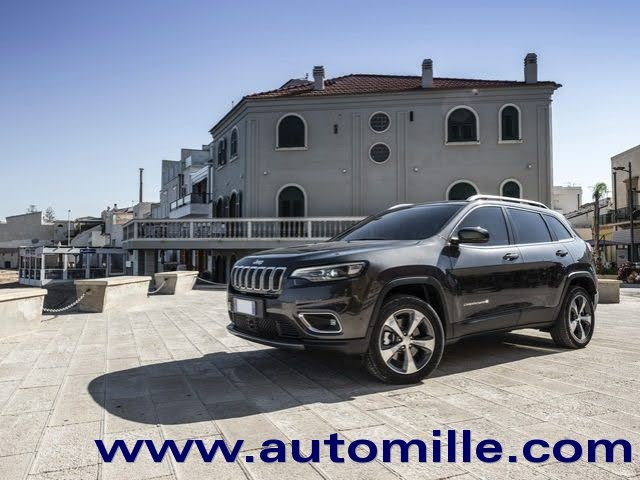 2019 Jeep Cherokee Mjt AWD Active Drive I Limited