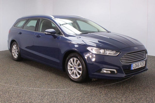 2017 Ford Mondeo 2.0TDCi Zetec ECOnetic Estate (66 reg)