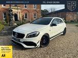 2015 Mercedes-Benz A-Class 2.0 A45 AMG (381ps) (Premium)(s/s) Speedshift DCT (65 reg)
