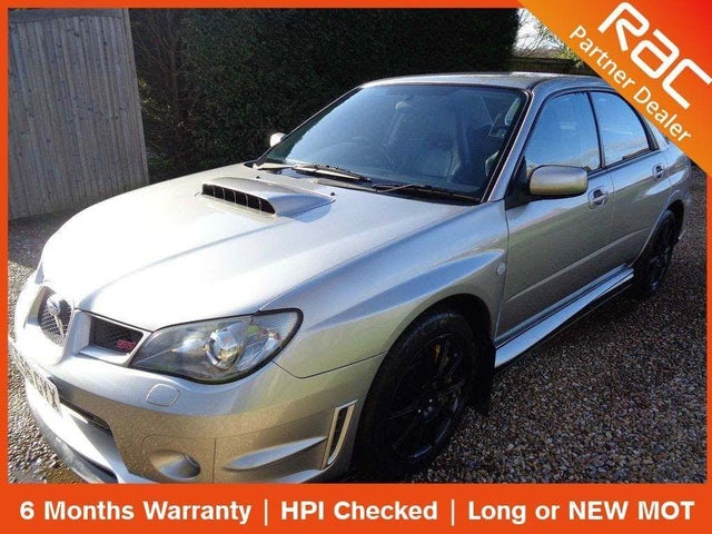 2006 Subaru Impreza 2.5 WRX STI spec.D (56 reg)