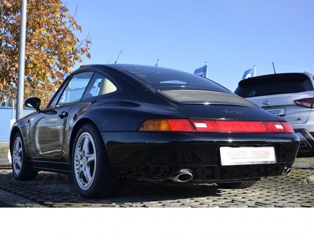 Porsche 993 Carrera 2 Targa, Leder, Dt. Erstauslieferung