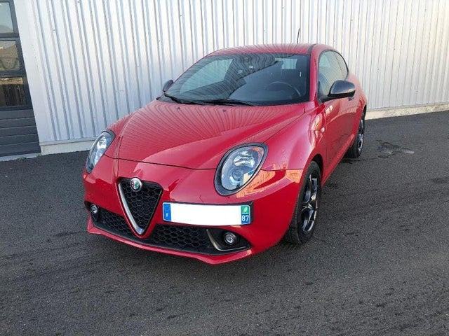Alfa Romeo MiTo 2016 0.9 Twin Air 105 Super S&S