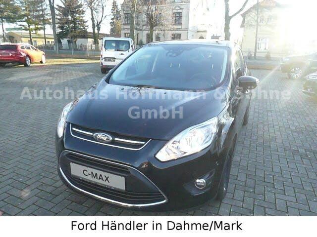 Ford C-Max 2,0TDCi Aut. Champions Edition+Navi+Euro5