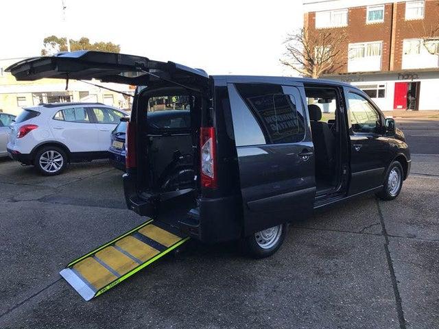 2014 Peugeot Expert Tepee 2.0TD Tepee Comfort 98 L1 (64 reg)