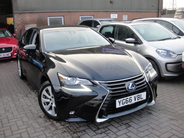 2016 Lexus GS 300h 2.5 Executive Edition (66 reg)