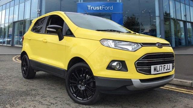 2017 Ford EcoSport 1.0T Titanium S (140ps) (17 reg)