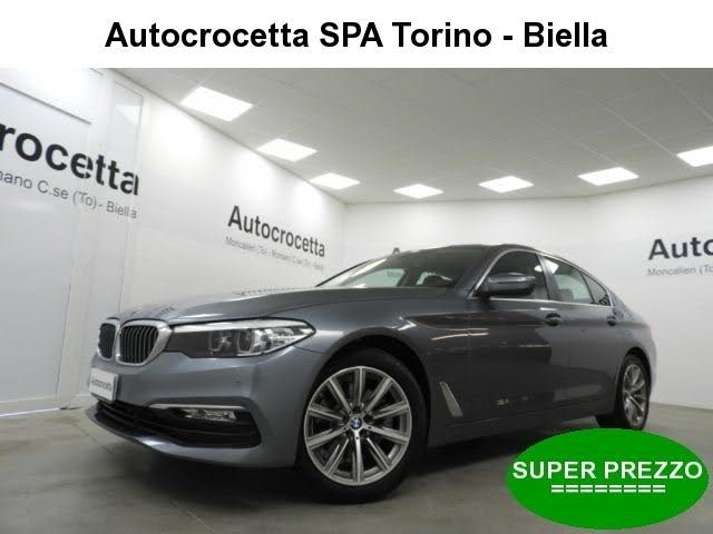 2019 BMW Serie 5 520d Business