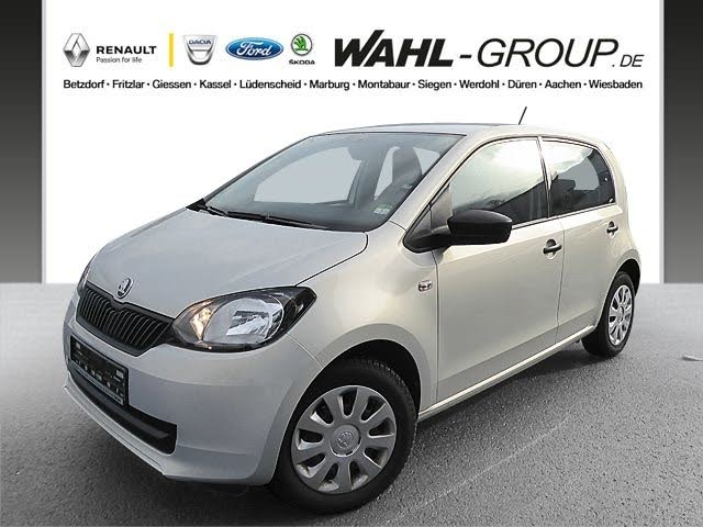 Skoda Citigo 1.0 MPI 60 Active