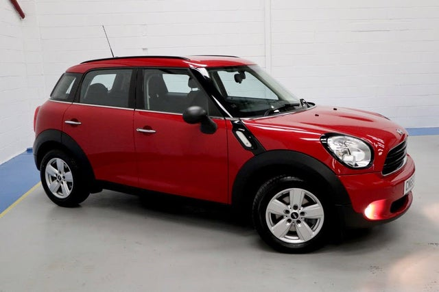 2015 MINI Countryman 1.6 One (65 reg)