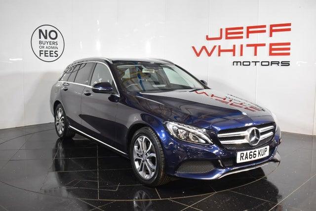 2017 Mercedes-Benz C-Class 2.1d C250d Sport (Premium Plus)(s/s) Estate 5d 9G-Tronic Plus (66 reg)