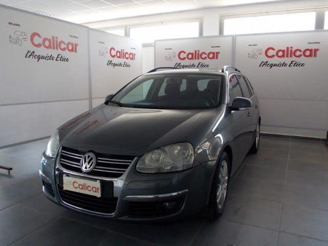2009 Volkswagen Golf Var. Comfortline