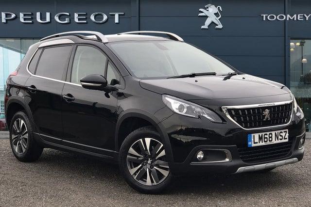2018 Peugeot 2008 SUV (68 reg)