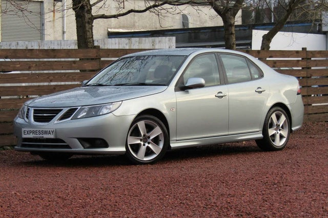 2011 Saab 9-3 1.9TD Turbo Edition 1.9TTiD (160ps) Saloon 4d auto (60 reg)
