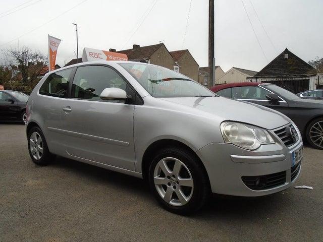2008 Volkswagen Polo 1.4 Match 3d auto (58 reg)
