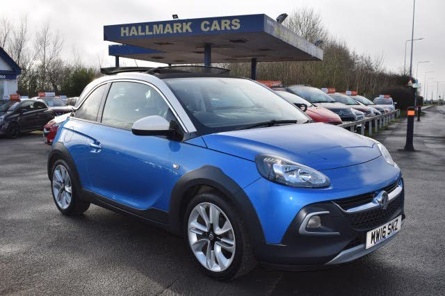 2016 Vauxhall ADAM 1.2i VVT 16v ROCKS AIR (16 reg)