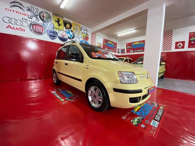 2004 Fiat Panda MJT Dynamic