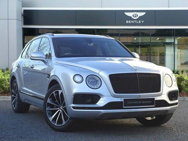 2019 Bentley Bentayga 3.0 Hybrid (69 reg)