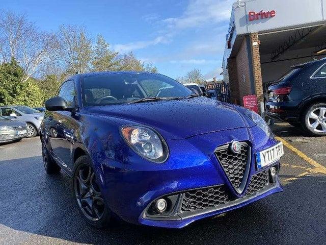 2017 Alfa Romeo MiTo 0.9 Speciale (17 reg)