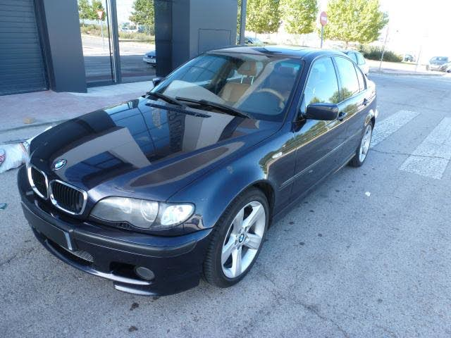 2004 BMW Serie 3 320d