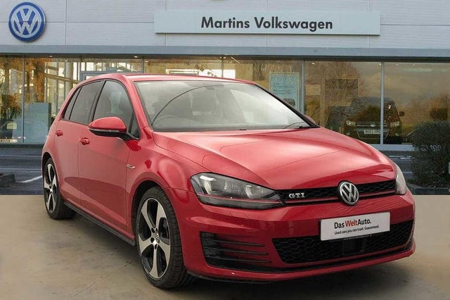 2016 Volkswagen Golf 2.0 TSI GTI (220ps) Hatchback 5d (66 reg)