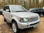 2005 Land Rover Range Rover Sport 4.2 Supercharged First Edition (05 reg)