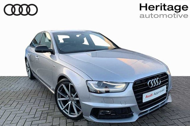 2015 Audi A4 2.0TD Black Edition PLUS (177ps) (15 reg)