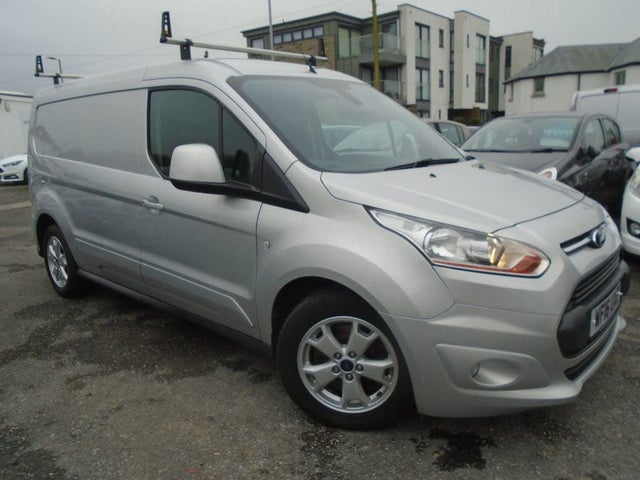 2016 Ford Transit Connect 1.6TDCi L2 Limited (16 reg)