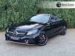 2019 Mercedes-Benz C-Class 2.0 C300 AMG Line (Premium)(s/s) Cabriolet 2d (19 reg)