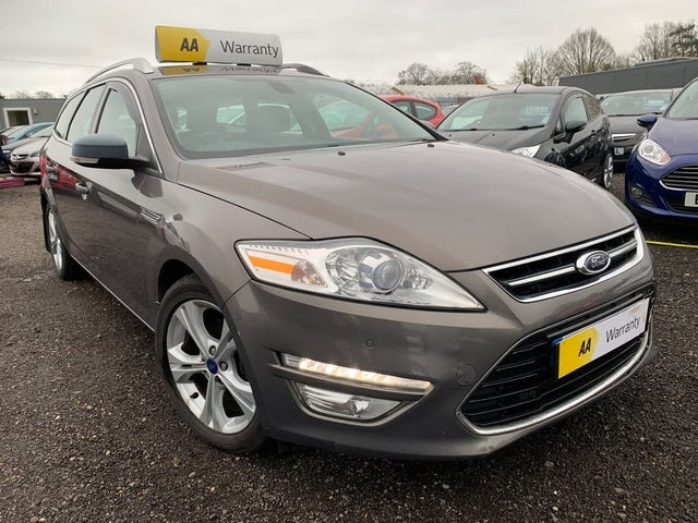 2012 Ford Mondeo 1.6TD Titanium X ECO Estate 1596cc (12 reg)