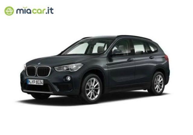 2019 BMW X1 sDrive16d Business