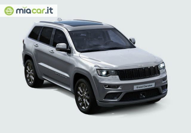 2018 Jeep Grand Cherokee V6 250 II S Model