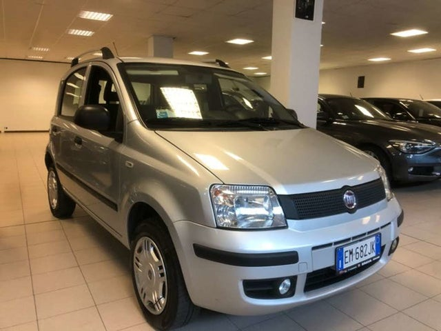 2012 Fiat Panda MyLife Natural Power