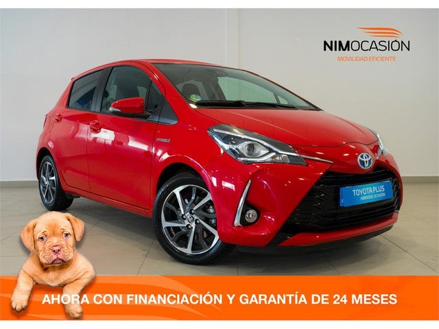 2019 Toyota Yaris 100H Feel!