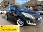 2014 Suzuki Swift 1.2 SZ3 (94ps) 5d (14 reg)