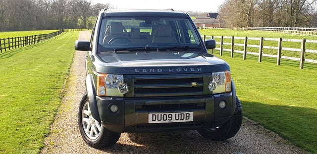 2009 Land Rover Discovery 3 2.7TD XS V6 Station Wagon 5d (09 reg)