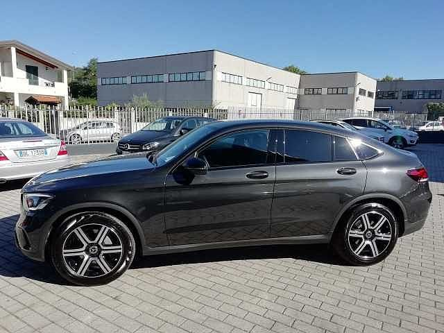 2019 Mercedes-Benz Classe GLC GLC 300 d 4Matic Coupé Sport