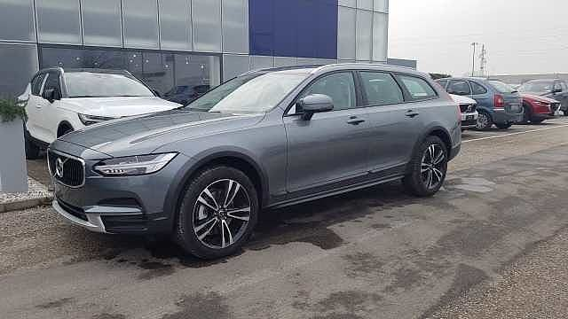 2019 Volvo V90 Cross Country D4 AWD