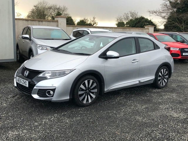 2015 Honda Civic 1.8 SE Plus (Honda Connect) Hatchback (15 reg)