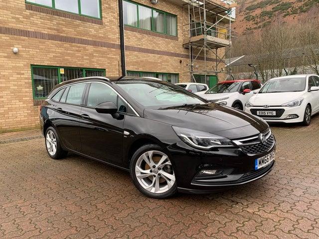 2017 Vauxhall Astra 1.6CDTi SRi (136ps) (s/s) Sport Tourer (66 reg)