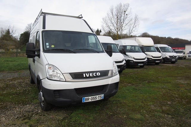 Iveco Daily CCb 2011 35C13 emp 3.75m