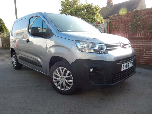2019 Citroen Berlingo 1.6BlueHDi 1000 Enterprise (69 reg)