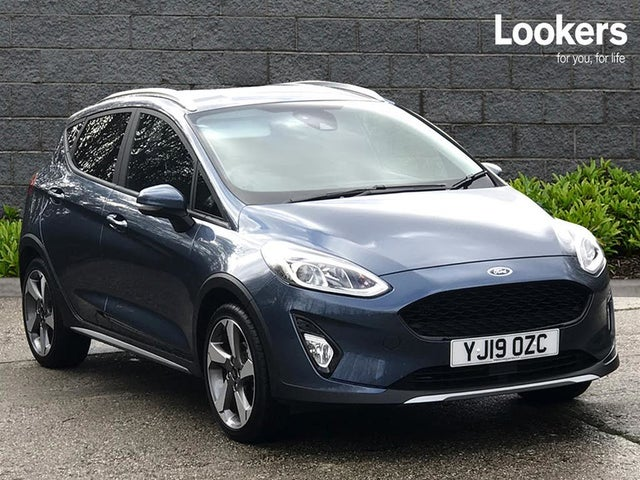 2019 Ford Fiesta 1.0T Active 1 (100ps) (19 reg)