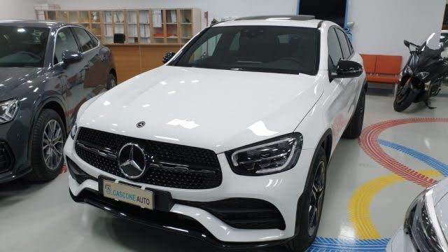 2020 Mercedes-Benz Classe GLC GLC 220 d 4Matic Coupé Premium