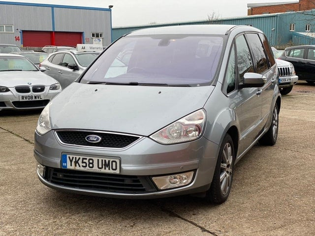 2008 Ford Galaxy 2.0TD Ghia (140ps) 1997cc (58 reg)