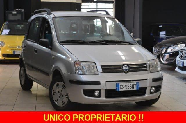 2005 Fiat Panda Dynamic