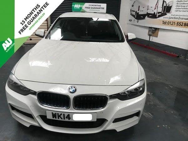 2014 BMW 3 Series 2.0TD 320d Sport Saloon 4d (14 reg)