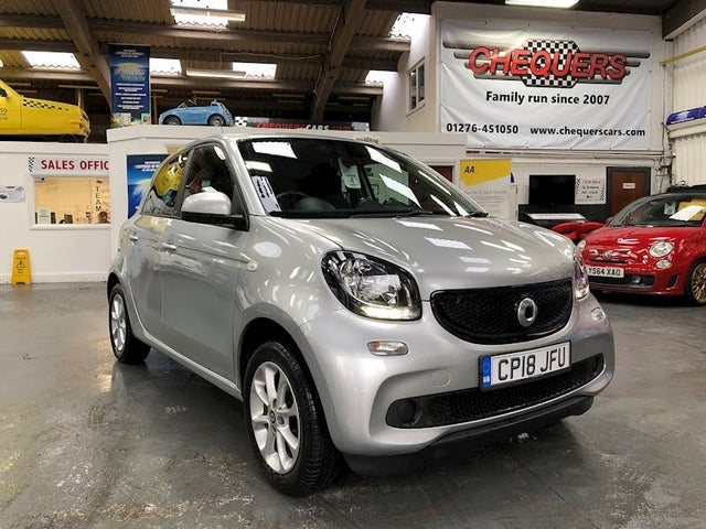 2018 Smart forfour 1.0 Passion (70bhp) (18 reg)