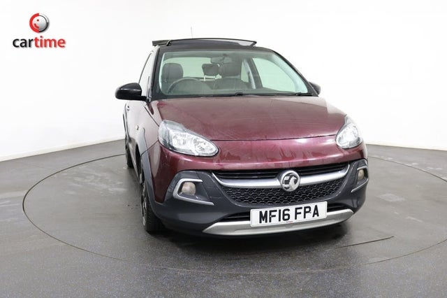 2016 Vauxhall ADAM 1.4i VVT 16v ROCKS AIR (16 reg)